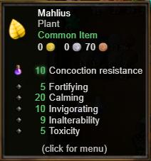 Mahlius