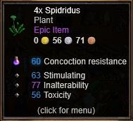 Spidridus