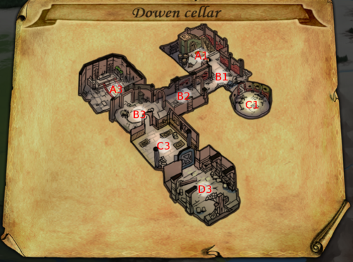 Dowen cellar