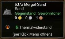 Mergel-Sand