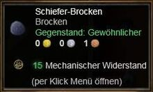 Schierfer-Brocken