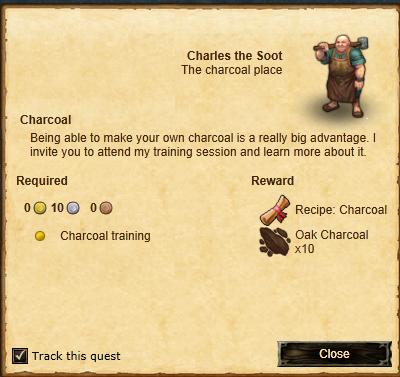Quest-Charcoal