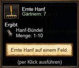 Hanf-Bündel