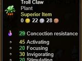 Troll Claw
