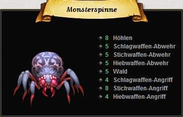 Monsterspinne