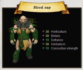 Companion-Blood-sap