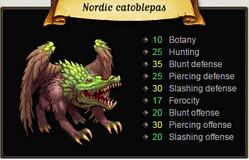 Nordic catoblepas-0