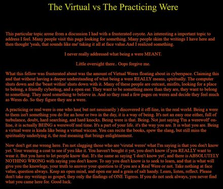TWSP Virtual Were Practicing Were Article