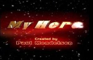 My Hero title card