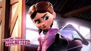 Sneak Peek! 🚀 Comic-Con 2019 The Rocketeer Disney Junior