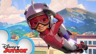 Official Trailer 🎥 The Rocketeer Disney Junior