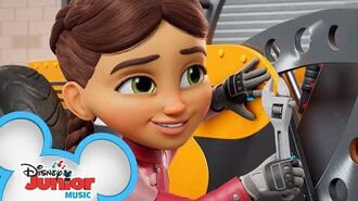 Fast Music Video The Rocketeer Disney Junior