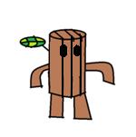 Log suit