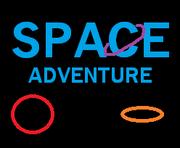 Space Adventure Logo