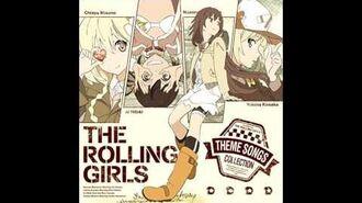 The Rolling Girls - Tsuki no Bakugekiki ED (月の爆撃機)