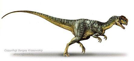 DilophosaurusSK