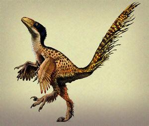 Utahraptor update by pheaston-d5eilq9