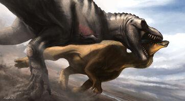 Tarbosaurus(FTSAWA)