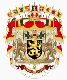 Belgium Royal Symbol