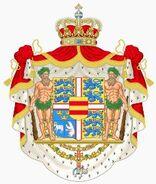 Danish Royal Monogram
