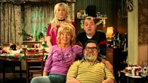 The Royle Family Red Nose Day 2013