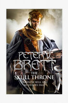 Skull throne-UK cover