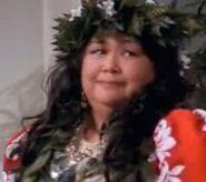 Cousin Pele Goddess Hawaina of fire.