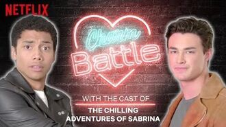 Can Nick Scratch Flirt? Chilling Adventures of Sabrina Charm Battle Netflix
