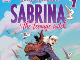 Sabrina the Teenage Witch (2019 Comic)