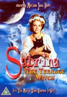 Sabrina the Teenage Witch Film Poster