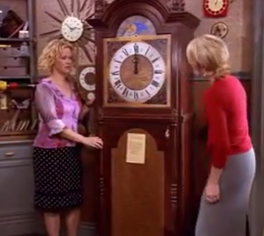 Lost in time clock