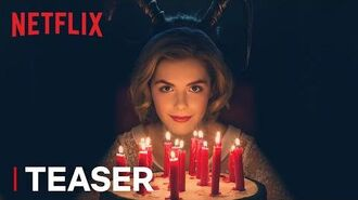 Chilling Adventures of Sabrina Teaser Happy Birthday Netflix