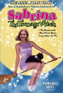 Sabrina tv movie poster