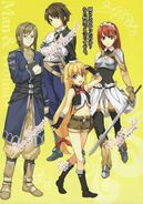 Seiken no Blacksmith Volume 11 08