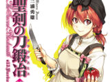 Seiken no Blacksmith Light Novel 13
