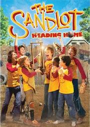 The sandlot heading home dvd cover scan
