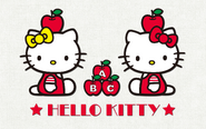 Hello Kitty & Mimmy!