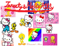 Tweety hello kitty all.png