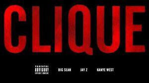 Kanye West - Clique ft