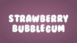 Justin Timberlake - Strawberry Bubblegum