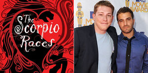 David Katzenberg and Seth Grahame-Smith-the-scorpio-races-WB
