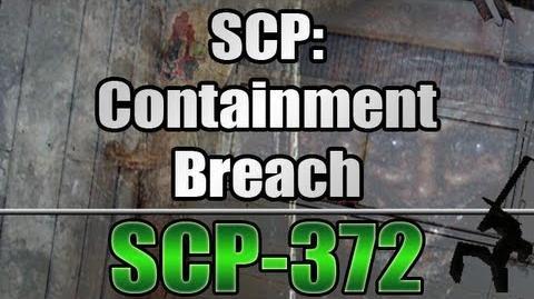 SCP Containment Breach v0.6.4 - SCP-372 (Peripheral Jumper)