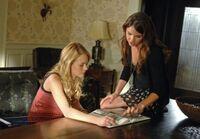 Cassie und Diana