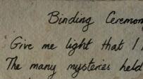 Blake Buch der Schatten 9