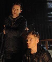 Adam und Jake