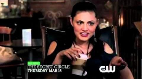 The Secret Circle Extended Promo 1x16 Lucky