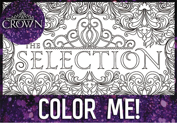 User BlogCezca Airoso0358 The Selection Coloring Book