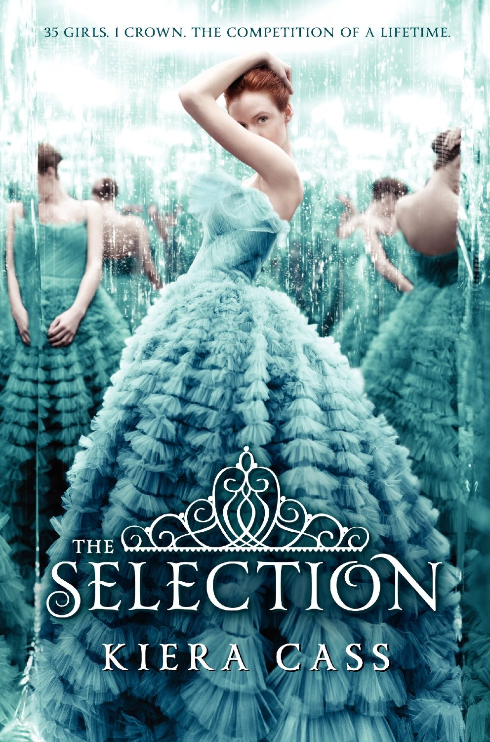 Image result for the selection book cover