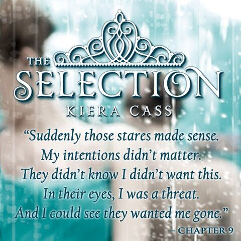 The Selection Series Quotes Prepossessing Image  Bookquotestheselectionseries30803283500500