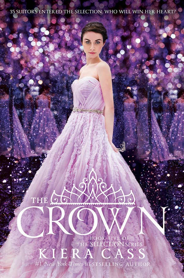 Image result for the crown by kiera cass